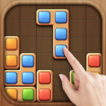 Color Wood Block Puzzle – Free Fun Drop Brain Game Mod Apk 1.4.12