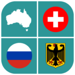 Geography Quiz – flags, maps & coats of arms Mod Apk 1.5.28