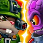 Hamsters: PVP Fight for Freedom Mod Apk 1.40