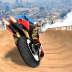 Impossible Mega Ramp Moto Bike Rider Stunts Racing Mod Apk 1.36