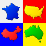 Maps of All Countries in the World: Geography Quiz Mod Apk 3.1.0