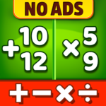 Math Games – Addition, Subtraction, Multiplication Mod Apk 1.1.2