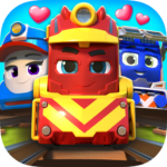 Mighty Express – Play & Learn with Train Friends Mod Apk 1.4.1