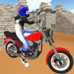 Motorcycle Escape Simulator – Fast Car and Police Mod Apk 2