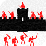 One on one: Siege of castles – Offline strategy Mod Apk 42
