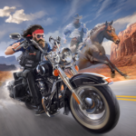 Outlaw Riders: War of Bikers Mod Apk 0.3.0