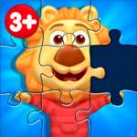 Puzzle Kids – Animals Shapes and Jigsaw Puzzles Mod Apk 1.5.4