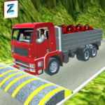 3D Truck Driving Simulator – Real Driving Games Mod Apk 2.0.046