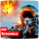 Air Scramble : Interceptor Fighter Jets Mod Apk 1.3.3.8