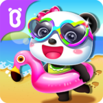 Baby Panda's Summer: Vacation Mod Apk 8.48.00.01