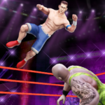 Cage Wrestling Games: Ring Fighting Champions Mod Apk 1.1.3