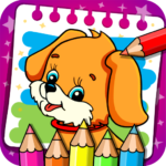 Coloring & Learn Animals – Kids Games Mod Apk 1.135