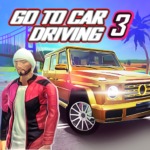 Go To Car Driving 3 Mod Apk 1.4