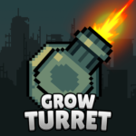 Grow Turret – Idle Clicker Defense Mod Apk 7.6.3