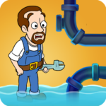 Home Pipe: Water Puzzle Mod Apk 3.0