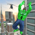 Incredible City Monster Hero Survival Mod Apk 4.1