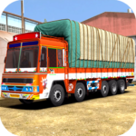 Indian Cargo Truck Simulator 3D:  Truck Driving 3D Mod Apk 0.2