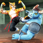 Kung Fu Animal Fighting Games: Wild Karate Fighter Mod Apk 1.1.5