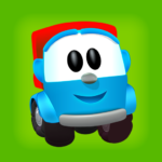 Leo the Truck and cars: Educational toys for kids Mod Apk 1.0.62