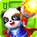 Little Panda's Hero Battle Game Mod Apk 8.55.00.00