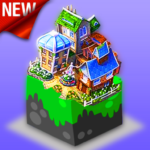 New Mini Craft Block Craft 3D Building Game Mod Apk 11.1
