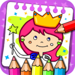 Princess Coloring Book & Games Mod Apk 1.46