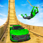Superhero Mega Ramps: GT Racing Car Stunts Game Mod Apk 1.23