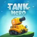 Tank Hero – Awesome tank war games Mod Apk 1.7.6