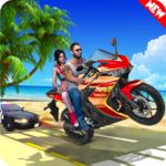 Theft Bike Drift Racing Mod Apk 1.9