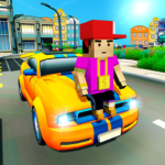 Virtual Life In A Simple Blocky Town Mod Apk 1.13