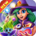 WitchLand – Bubble Shooter 2021 Mod Apk 1.0.24