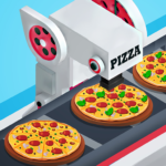 Cake Pizza Factory Tycoon: Kitchen Cooking Game Mod Apk 3.8