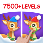 Differences in Eyes, Find & Spot all Differences Mod Apk 1.9.5