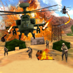 Gunship Helicopter Air War Strike Mod Apk 1.1.13