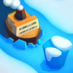 Icebreakers – idle clicker game about ships Mod Apk 1.85