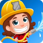 Idle Firefighter Tycoon  Mod  1.22.1