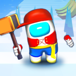 Imposter Dodge: Giant rush & Join clash Mod Apk 1.0.6