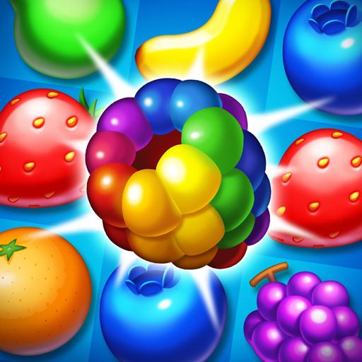 Juice Pop Mania: Free Tasty Match 3 Puzzle Games Mod Apk 4.2.6