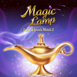 Magic Lamp – Genie & Jewels Match 3 Adventure Mod Apk 1.3.4