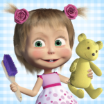Masha and the Bear: House Cleaning Games for Girls Mod Apk 2.0.0