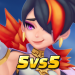 Masters Battle League 5v5 : Legend MOBA PvPTrainer Mod Apk 1.13
