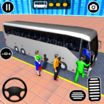 Modern Bus Parking Adventure: Advance Bus Games Mod Apk 1.1.4