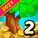 Money Tree 2: Idle Rich Tycoon Game Be Millionaire Mod Apk 1.7