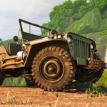 Offroad Jeep Driving Game –  Racing Stunts Game Mod Apk 2.3.2