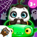 Panda Lu Fun Park – Amusement Rides & Pet Friends Mod Apk 4.0.50013