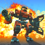 Robots VS Tanks: 5v5 Tactical Multiplayer Battles Mod Apk 2.72.5