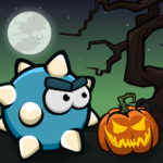 Spike ball: stop the zombie and evil spirits Mod Apk 1.5