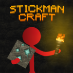 Stickman VS Multicraft: Fight Pocket Craft Mod Apk 1.1.5
