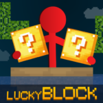 Stickman vs Multicraft: Lucky Block Mod Apk 1.0.8