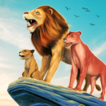 The Lion Simulator: Animal Family Game Mod Apk 1.0